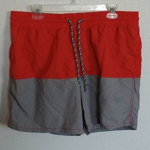 Men's L ~ Merona ~ Swim Trunks Shorts